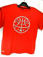 "(Mens Size Xl)-""Red""-(Bask etball Player)-""And1""- T Shirt"