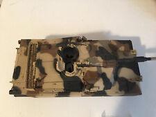 Franklin Mint 1/24 Scale Die Cast M1A1 Abrams  Tank NICE