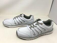 Mens Copper Fit (34CFASR1616M) Pace white lace up shoes size 13 (R23)