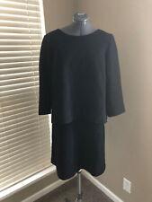 Lafayette 148 Couture Wool Dress Size 14 *NEW*