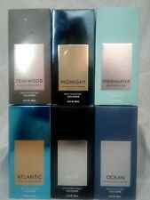Brand NEW Bath and Body Works Signature Collection Cologne For Men - You Pick