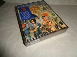 TEARS FOR FEARS SEEDS OF LOVE SUPER DELUXE 4 cd + blu-ray + book NEW SEALED