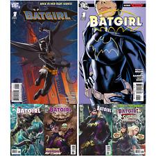 Batgirl U PICK comic 2000 1-73 2008 1-6 2009 1-24 9 11 12 14 Artgerm DC