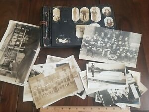 Great 1926 -1935 Army Artillery Photo Album West Point, Hawaii Football Sports