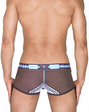 CROOTA Mens Designer Underwear Briefs, Low Rise Hipster, Size XL