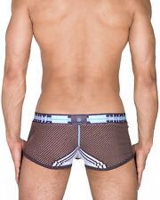 CROOTA Mens Designer Underwear Briefs, Low Rise Hipster, Size XL