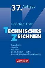 Technisches Zeichnen von Andreas Fritz (2020, Taschenbuch)