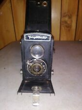 Vintage Voigtlander Brillant film folding Camera made in Germany