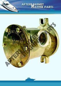 Genuine Johnson pump 10-24277-3 for Volvo Penta 858469 858470