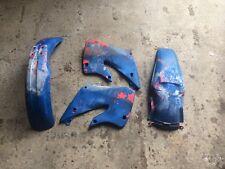 kit plastique honda cr 125 98 99 cr 250 97 99