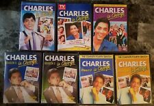 CHARLES IN CHARGE COMPLETE TV SERIES 5 SEASONS 1/2/3/4/5 21 DVD SET RETAIL OOP