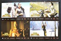 Fotobusta Lara Croft Tomb Raider Wiege Der Leben Angelina Jolie Videogame R189