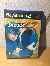 Mega Man 7 Pal Esp. Completo