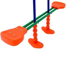 Grande balançoire enfants portique XXL charge max. 250kg Extérieur structure jeu