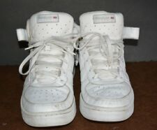 REEBOK CLASSIC FREE STYLE HI-TOP ( US MEN 11.5 )  PRE-OWNED 100% LEATHER