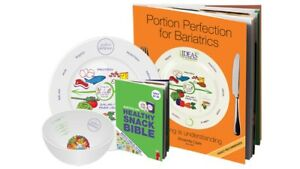 Portion Perfection Portion Control Bariatric Kit (Melamine)