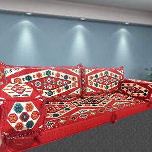 Arabic majlis seating,floor level sofa,patio furniture,floor cushion / SHI_FS227