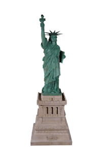 5ft Statue of Liberty On Base Small New York Statue
