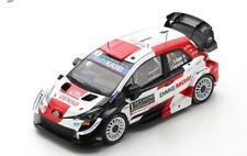 1:43 SPARK Toyota Yaris #1 Winner Rally Montecarlo 2021 Ogier Ingrassia S6582