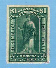 U.S.A. 1898 INTERNAL REVENUE DOCUMENTARY 1$ SCOTT R173