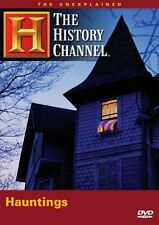 UNEXPLAINED HAUNTINGS New Sealed DVD History Channel