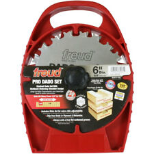 "6"" x 10 Tooth Professional Dado Blade Freud SD206 New"