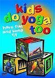 Kids Do Yoga Too [DVD][Region 2]