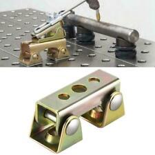 1x V-shape Magnetic Welding Fixture Clamp Adjustable Magnetic Tab Holder Pads