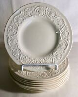 """8 Wedgwood Patrician 6 1/2"""" Bread And Butter Plates"""