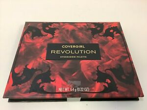 Covergirl Revolution Eyeshadow Palette NEW, FREE SHIPPING