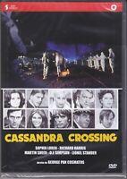 Dvd CASSANDRA CROSSING con Sophia Loren nuovo 1977