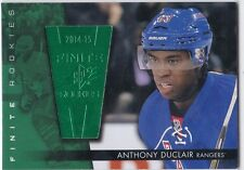 ANTHONY DUCLAIR 2014-15 UD SPX FINITE ROOKIE RC #102/199 #24 ARIZONA !