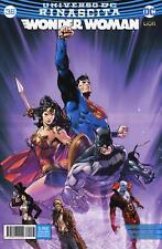 WONDER WOMAN 36 RINASCITA Superman Uomo Acciaio 68 - DC COMICS - LION ITA -NUOVO