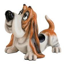 Little Paws Bridget - Basset Hound Dog Figurine NEW in Gift Box   25923