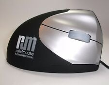 Ergonomic Relief Mouse, Ergonomic Carpal Tunnel Mouse, Ergo Mouse, Wired