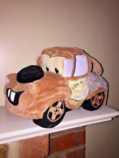 Tow Mater From Cars Lightening McQueen Towing Salvage Radiator Springs Plush
