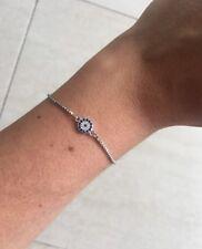 Ladies Evil Eye Bracelet