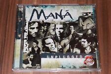 Maná-MTV Unplugged (1999) (CD) (WEA – 3984278642)