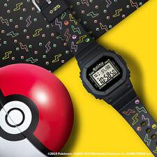 Casio BABY-G x Pokemon 25th Anniversary BGD560PKC-1 Pikachu Limited Edition