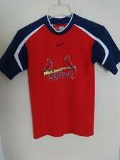 EUC Nike St. Louis Cardinals Baseball Premium Pullover Jersey Youth Medium
