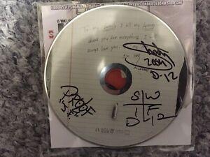 "EMINEM SLIM SHADY HAND SIGNED PROOF SWIFT ""ENCORE"" CD ALBUM - RARE - AUTOGRAPHED"