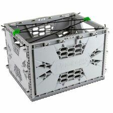 Flambeau 455TK Tuff Krate Light Grey NEW Fishing Tackle Tough Crate