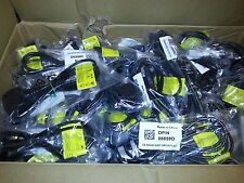 50X ORIGINAL DELL 08859D UK CLOVER LEAF MICKY MOUSE 2MT POWER CORD 220V inc VAT