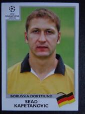 Panini Champions League 1999-2000 - Sead Kapetanovic (Borussia Dortmund) #59