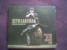 SETH LAKEMAN-BALLADS OF THE BROKEN FEW CD FOLK