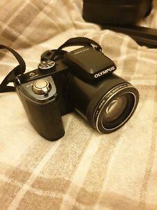 Olympus Stylus SP-820UZ (JKU228744) 40X Wide Zoom Full HD Camera + 16GB SD card