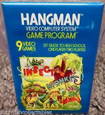 """Hangman Atari 2600 Vintage Game Box  2""""x3"""" Fridge Locker MAGNET Nintendo NES"""
