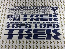 TREK BIKES BMX Stickers Decals Bicycles Bikes Cycles Frame Forks BMX MTB