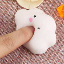 Super Soft Cloud Rising-Squishy Squeeze Cute Expression Smile Face-Toy