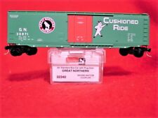 MTL 32340 GREAT NORTHERN 'Rocky' 50' PD Box Car #36871 'MINT'  N-SCALE